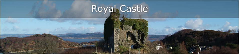 Tarbert Loch Fyne Royal Castle