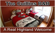 The Cuillins Bed and Breakfast